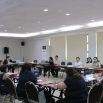 Round Table Discussion on Sustainable Tourism in Central Visayas Held last October 10, 2018