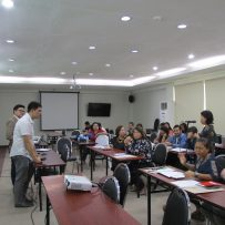 Integrating Teaching, Research, and Extension Seminar-Workshop