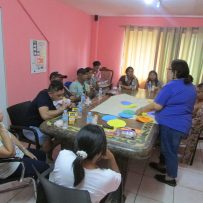 Focus Group Discussion on Sustainable Tourism at Brgy. Punta Engño Lapu-lapu City